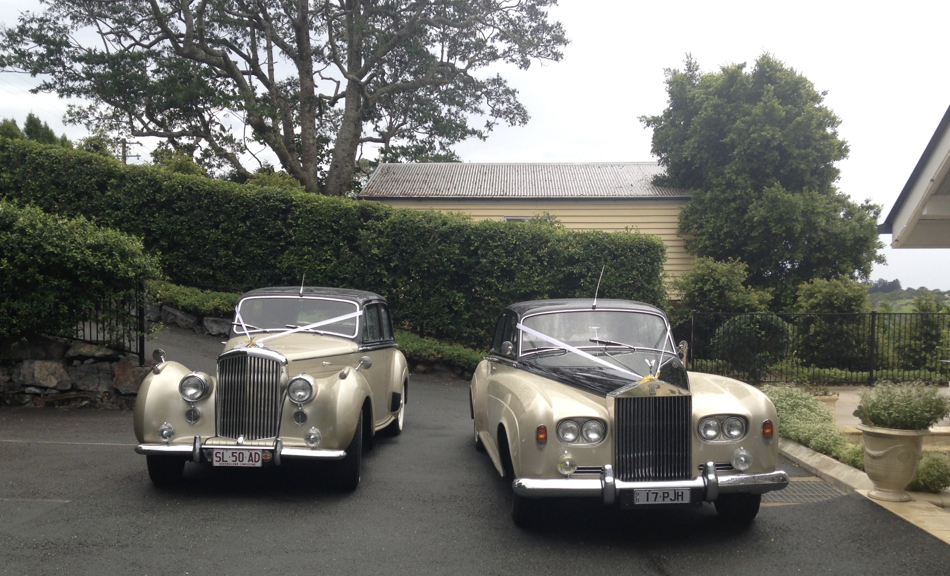Our Classic Hire Cars